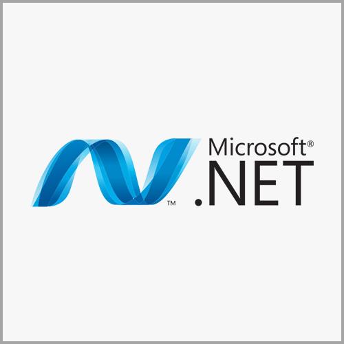 Microsoft-dot-net
